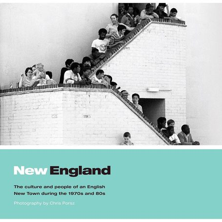 New England book - Chris Porsz's first publication captures social history during the 70s, 80s and 90s