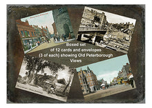 Load image into Gallery viewer, Old Peterborough Views Set of 12 Cards by Paul Saunders