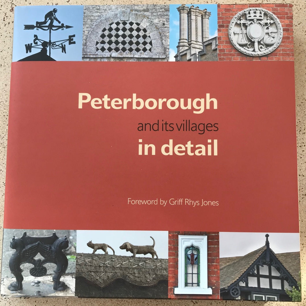 Peterborough and its villages in details architectural pictures