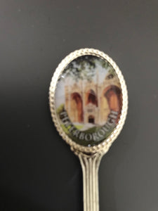 Peterborough Cathedral Silver-plated teaspoon (6)