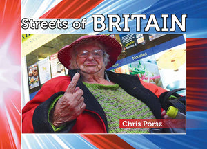 Streets of Britain book - Quirky photos of people in Britain
