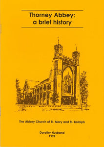 Thorney Abbey - A brief history