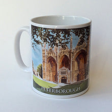 Load image into Gallery viewer, Peterborough Cathedral Memories Mug