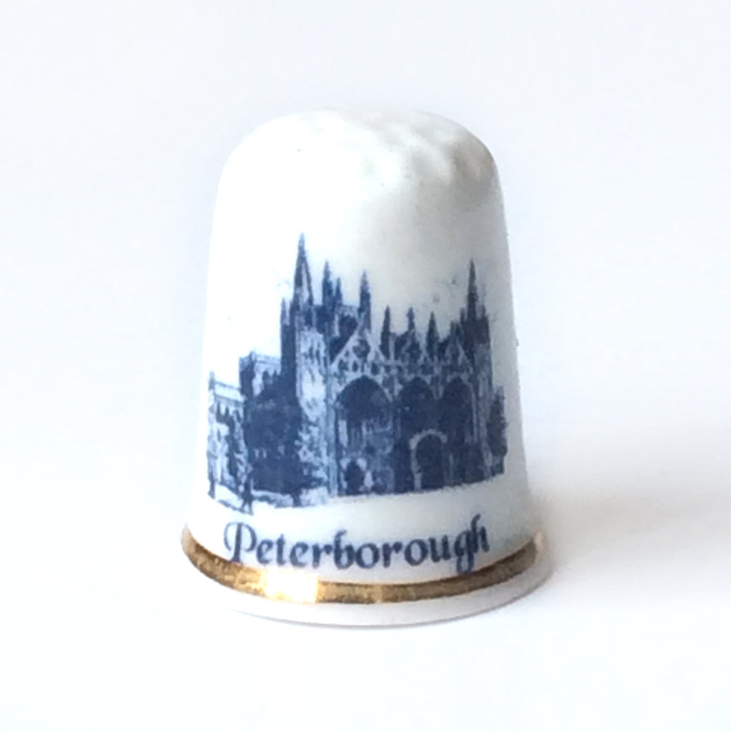 Peterborough Cathedral Thimble