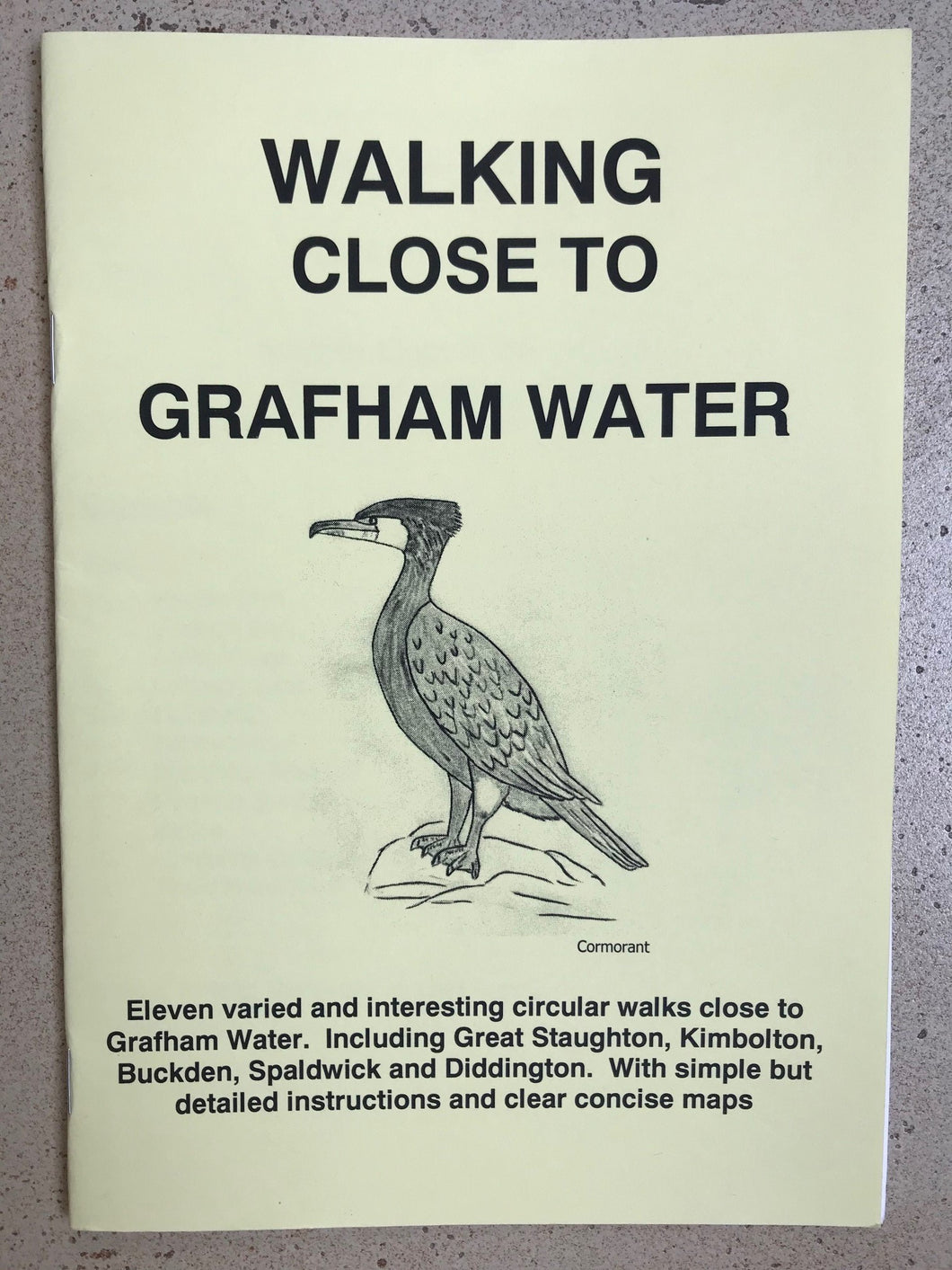 Walks - Walking close to Grafham Water