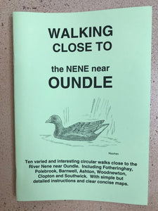 Walking close to the Nene near Oundle