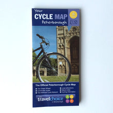 Load image into Gallery viewer, Peterborough Cycle Map