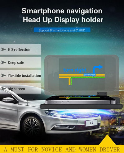 Mobile Car Head Up Display - G & R