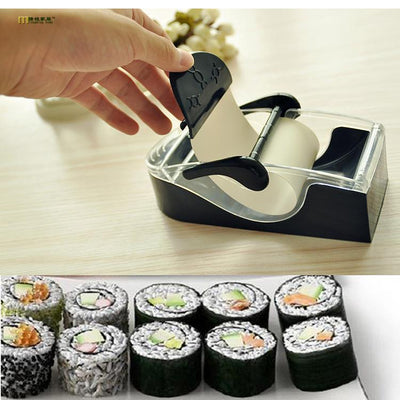Creative Sushi Maker Machine DIY Vegetables Meat Roller - G & R