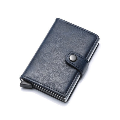 Wallet Credit id Card Holder - G y R Store