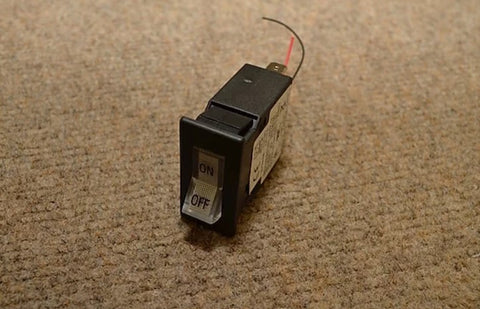 Magnetic Circuit Breaker Switch (S083A)