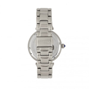Bertha Nora Bracelet Watch - Black/ Silver - BTHBR8501