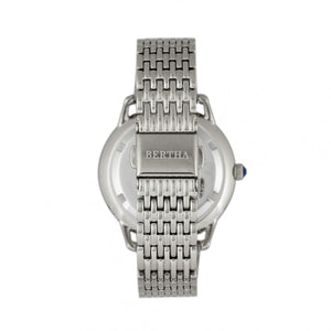 Bertha Abby Swiss Bracelet Watch - Silver - BTHBR6801
