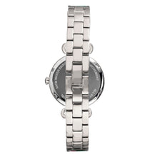Load image into Gallery viewer, Bertha Katherine Enamel-Designed Bracelet Watch - White  - BTHBS1301
