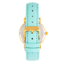 Load image into Gallery viewer, Bertha Lydia Leather-Band Watch - Mint - BTHBR9503