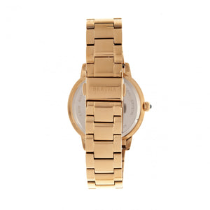 Bertha Madeline MOP Bracelet Watch - Rose Gold - BTHBR7103