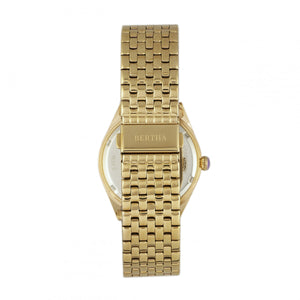 Bertha Ericka MOP Bracelet Watch - Gold - BTHBR7202