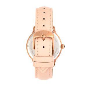 Bertha Dolly Leather-Band Watch - Light Pink - BTHBS1006