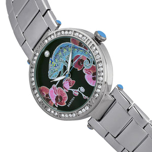 Bertha Camilla Mother-Of-Pearl Bracelet Watch - Silver - BTHBR6201