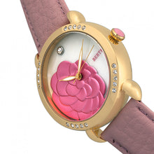 Load image into Gallery viewer, Bertha Daphne MOP Leather-Band Ladies Watch - Light Pink/White - BTHBR4605