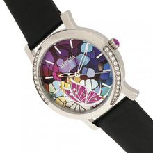Load image into Gallery viewer, Bertha Vanessa Leather Band Watch -  Black - BTHBR8701
