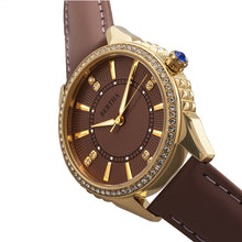 Load image into Gallery viewer, Bertha Clara Leather-Band Watch - Mauve - BTHBR8103