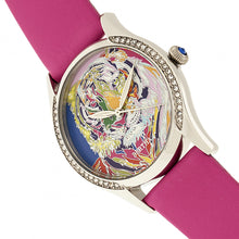 Load image into Gallery viewer, Bertha Annabelle Leather-Band Watch - Pink - BTHBR9203