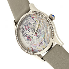Load image into Gallery viewer, Bertha Annabelle Leather-Band Watch - Grey - BTHBR9202