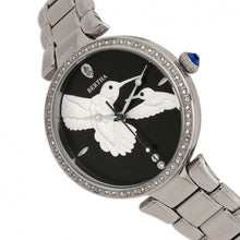 Load image into Gallery viewer, Bertha Nora Bracelet Watch - Black/ Silver - BTHBR8501