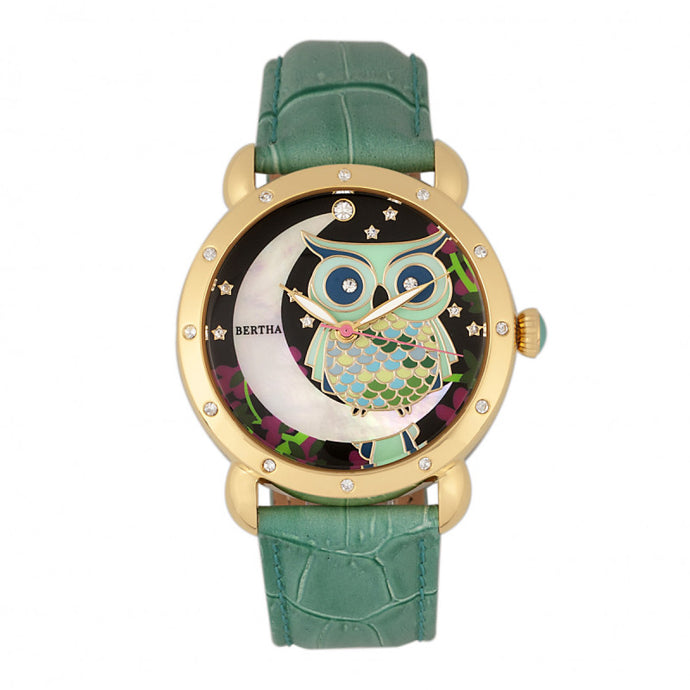 Bertha Ashley MOP Ladies Watch - BTHBR3003