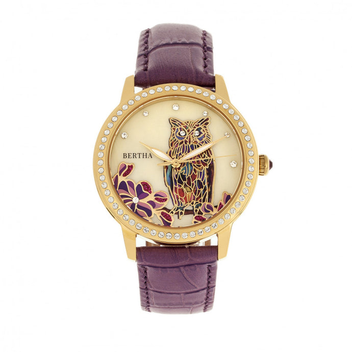 Bertha Madeline MOP Ladies Watch - BTHBR7107