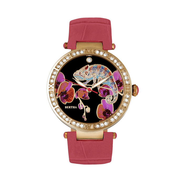 Bertha Camilla MOP Ladies Watch - BTHBR6205