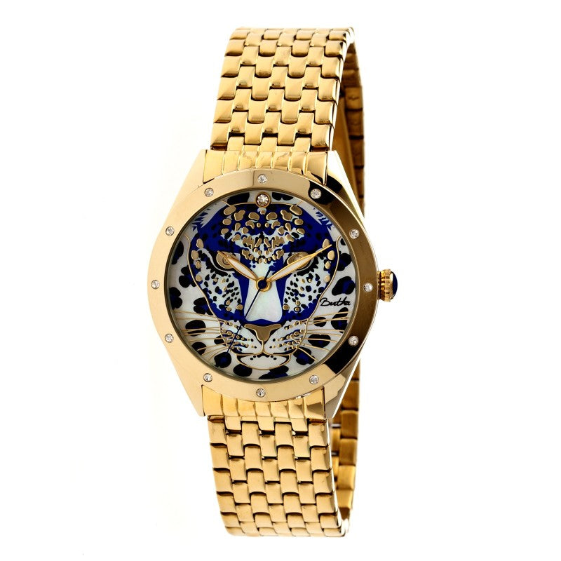 Bertha Alexandra MOP Ladies Bracelet Watch
