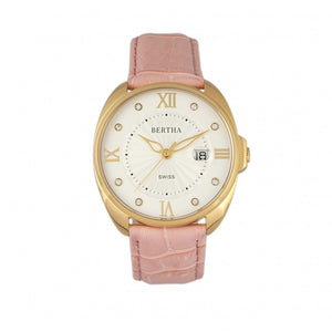 Bertha Amelia Ladies Watch w/Date