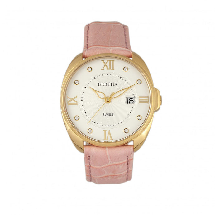 Bertha Amelia Ladies Watch w/Date - BTHBR6305
