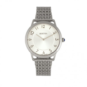 Bertha Abby Swiss Ladies Watch