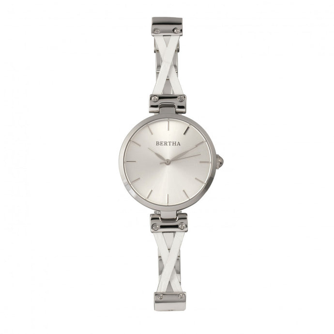 Bertha Amanda Criss-Cross Ladies Watch - BTHBR7601
