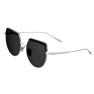 Bertha Callie Polarized Sunglasses - Black/Black - BRSBR032GY