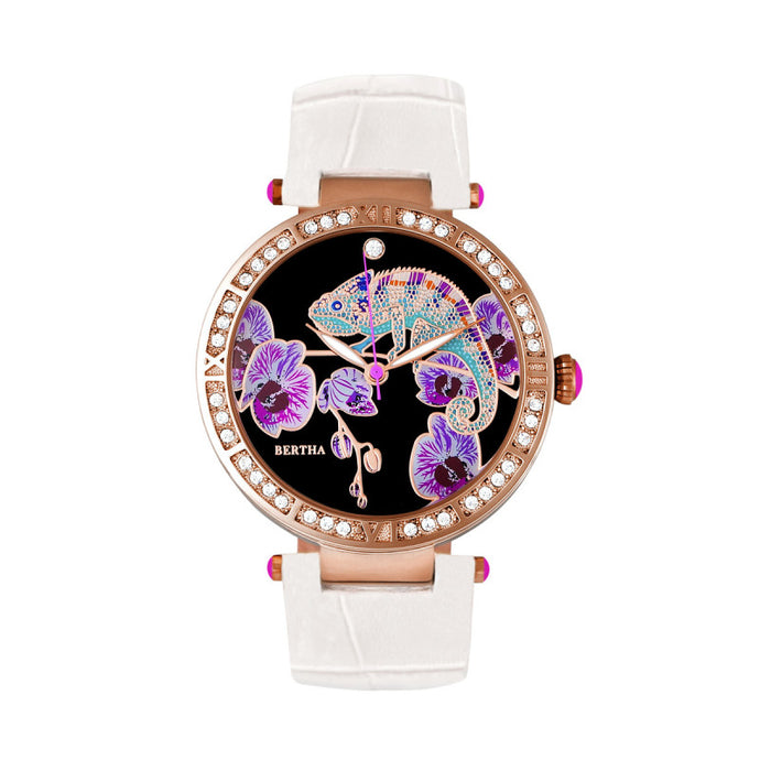 Bertha Camilla MOP Ladies Watch - BTHBR6207