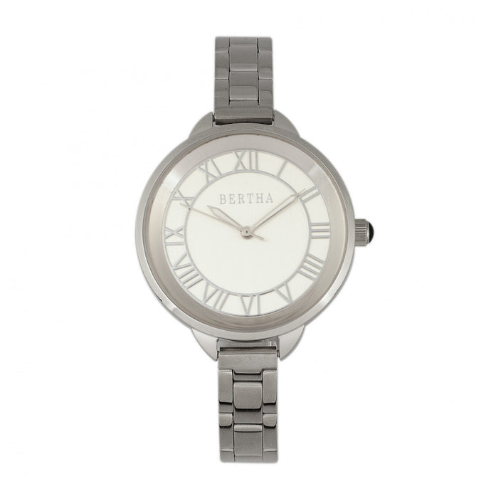 Bertha Madison Sunray Dial Ladies Watch - BTHBR6701