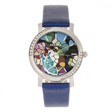 Load image into Gallery viewer, Bertha Vanessa Leather Band Watch  - Blue - BTHBR8703