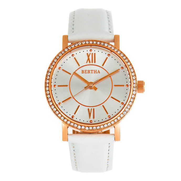 Bertha Lydia Leather-Band Watch - BTHBR9504