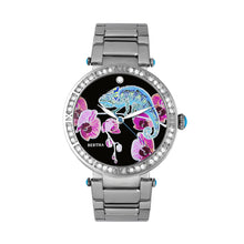 Load image into Gallery viewer, Bertha Camilla Mother-Of-Pearl Bracelet Watch - Silver - BTHBR6201