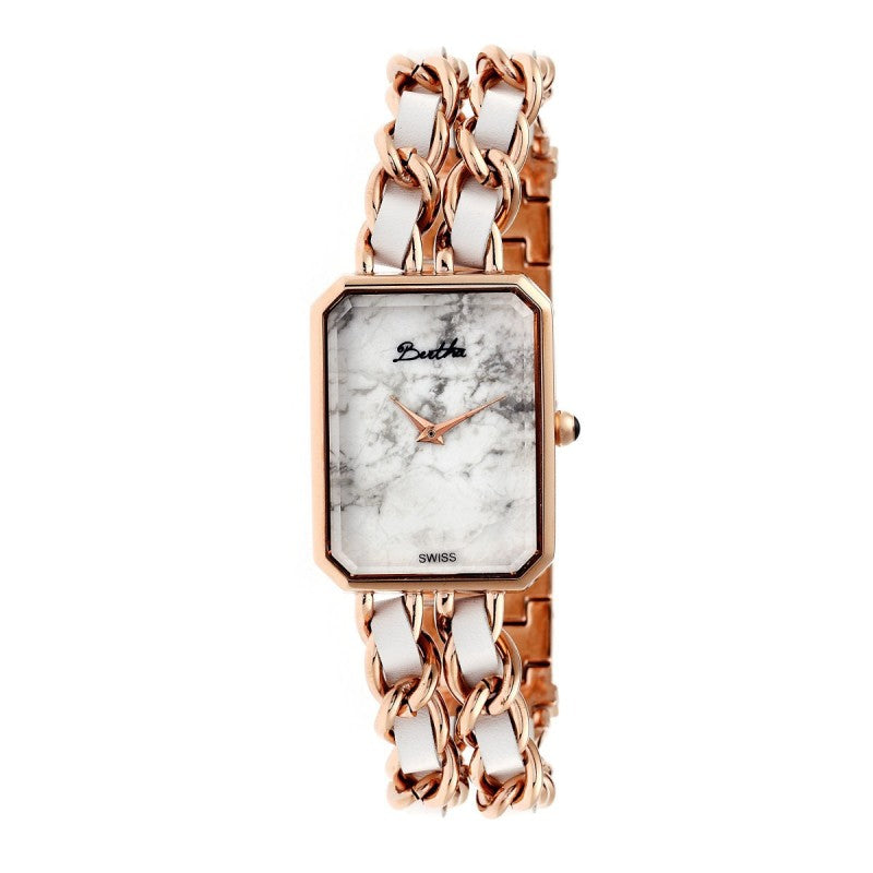Bertha Eleanor Ladies Swiss Bracelet Watch