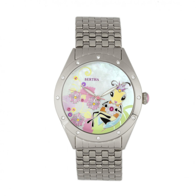 Bertha Ericka MOP Ladies Watch - BTHBR7201