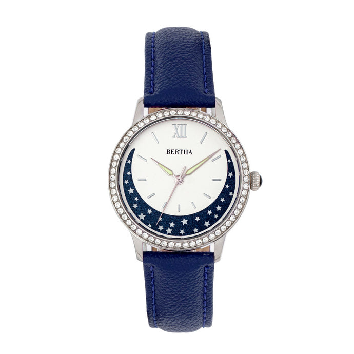 Bertha Dolly Leather-Band Watch - BTHBS1002