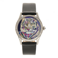 Load image into Gallery viewer, Bertha Annabelle Leather-Band Watch - Black - BTHBR9201
