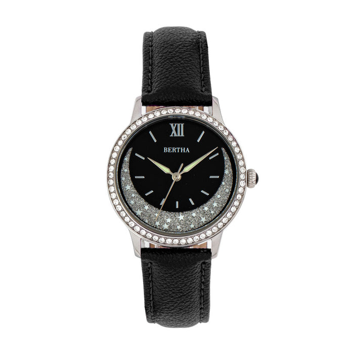 Bertha Dolly Leather-Band Watch - BTHBS1001