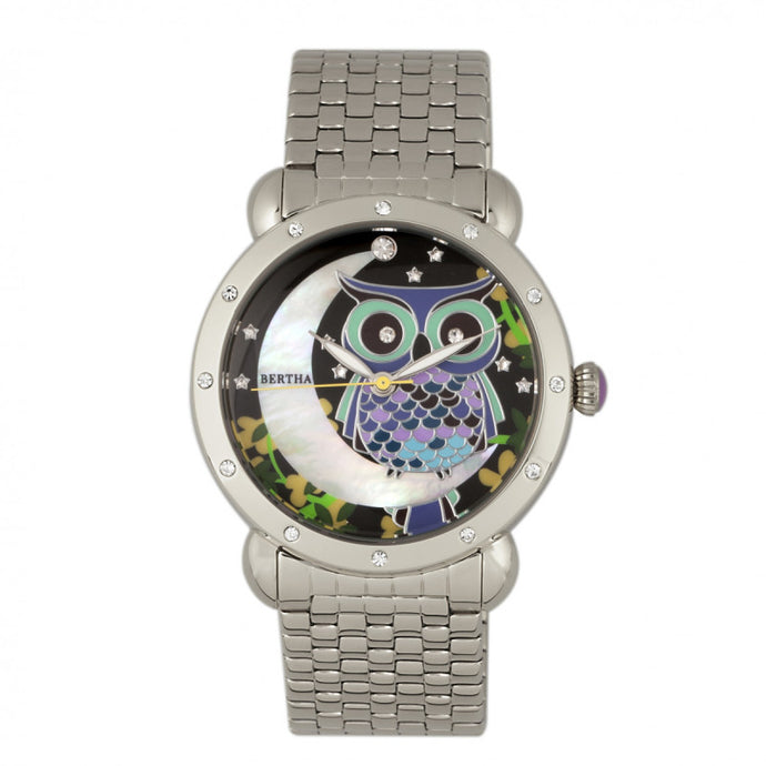 Bertha Ashley MOP Ladies Watch - BTHBR3008