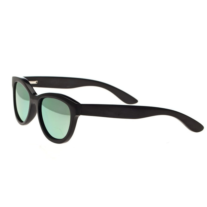 Bertha Carly Buffalo-Horn Polarized Sunglasses - BRSBR009BG